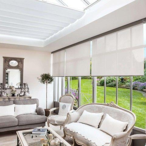 Store Anti Chaleur - protection solaire pour vérandas et baies vitrées