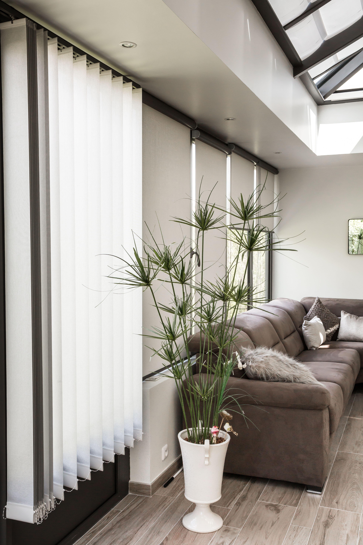 stores verticaux anti chaleur pour v randas fen tres et. Black Bedroom Furniture Sets. Home Design Ideas